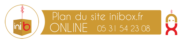 Plan du site inibox.fr